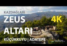 Zeus Altarı Drone Çekimi