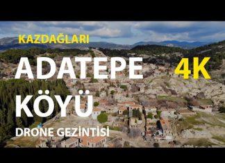 Adatepe Köyü Drone Gezintisi