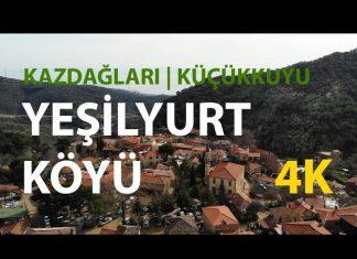 Yeşilyurt Köyü Drone